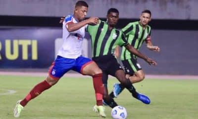Bahia x América-MG Campeonato Brasileiro sub-17