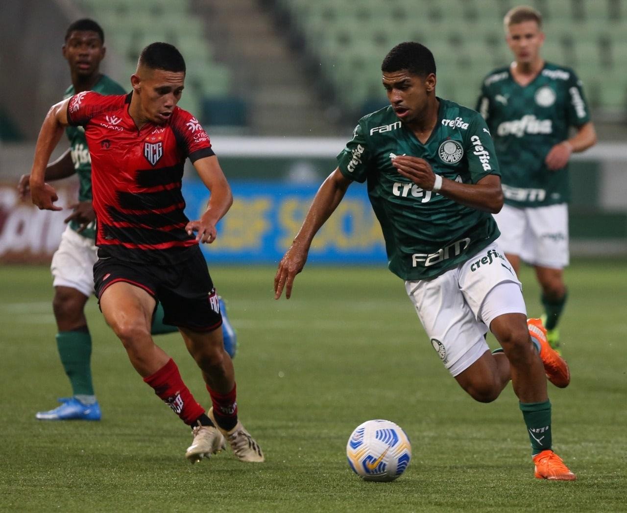 Palmeiras x Atlético-GO Brasileiro sub-17