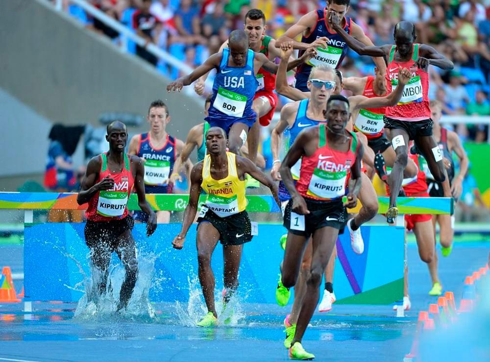 30000m com obstáculos na Rio-2016