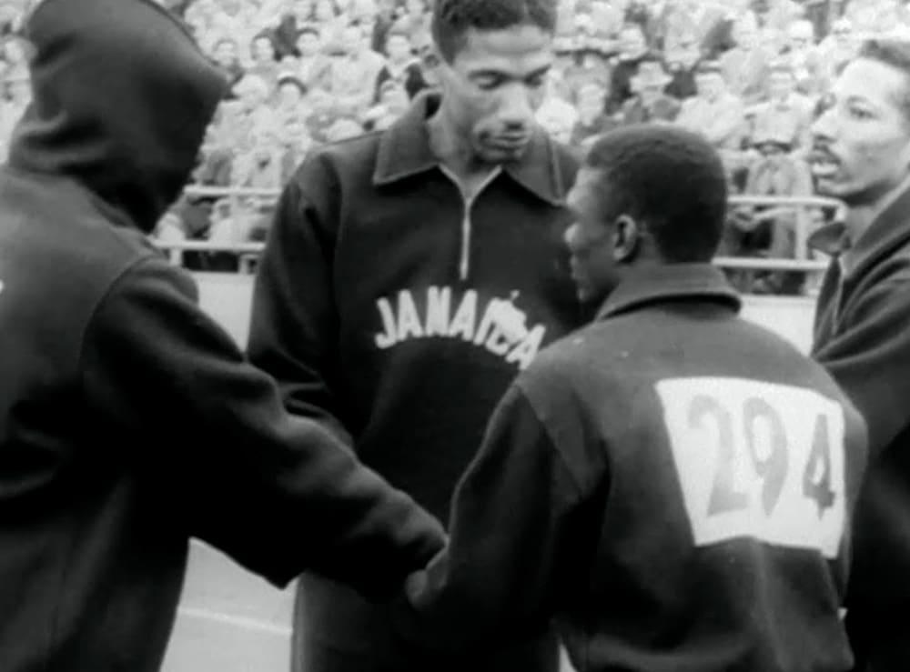 4x400m da Jamaica em Helsinque-1952
