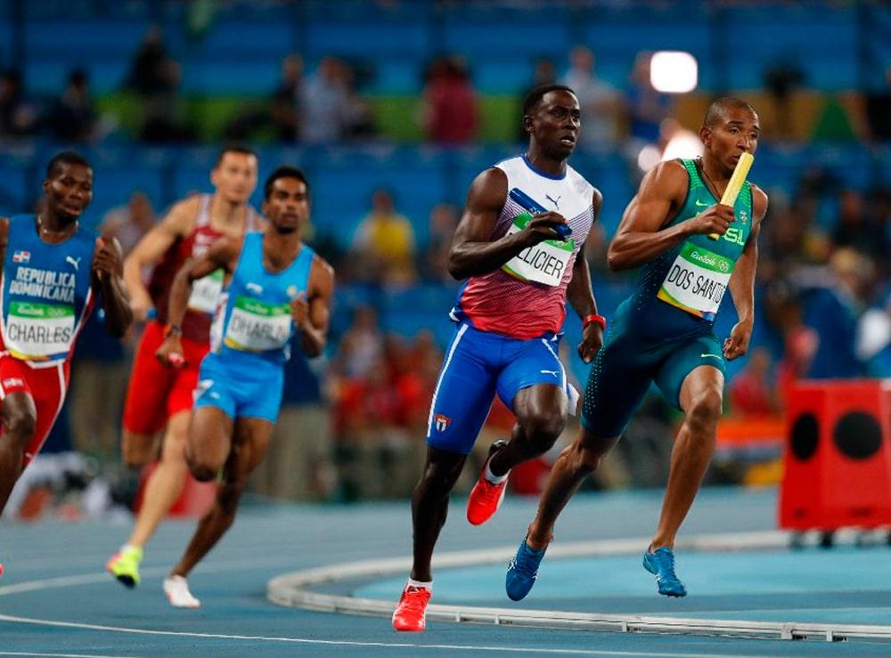 4x400m na Rio-2016