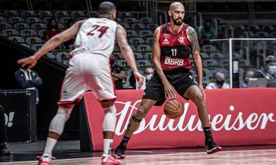 Flamengo x Paulistano NBB
