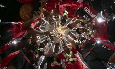 Flamengo x São Paulo - NBB