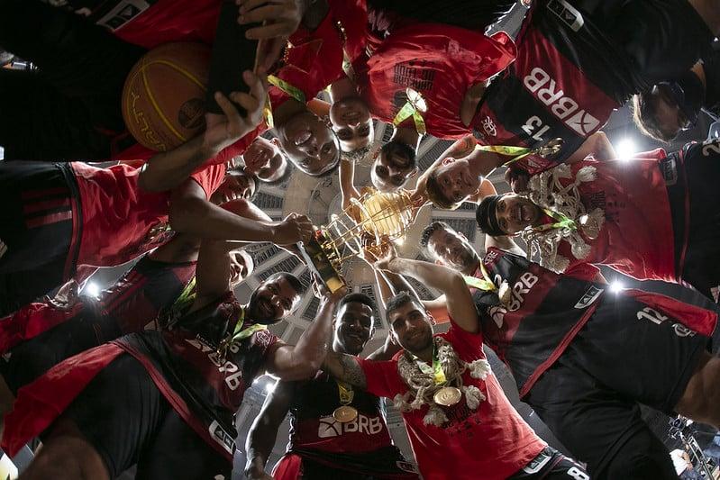 Acompanhe ao vivo: Flamengo x São Paulo - Jogo 3 - NBB 2020/2021