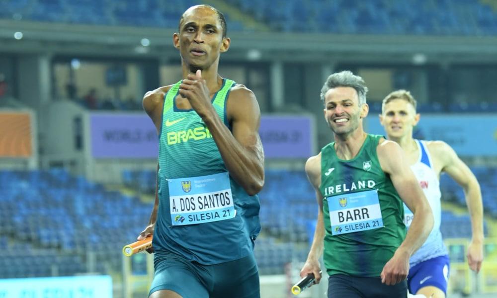 Alison dos Santos atletismo 400m rasos masculino Brasil Jogos Olímpicos de Tóquio 2020 4x400m misto