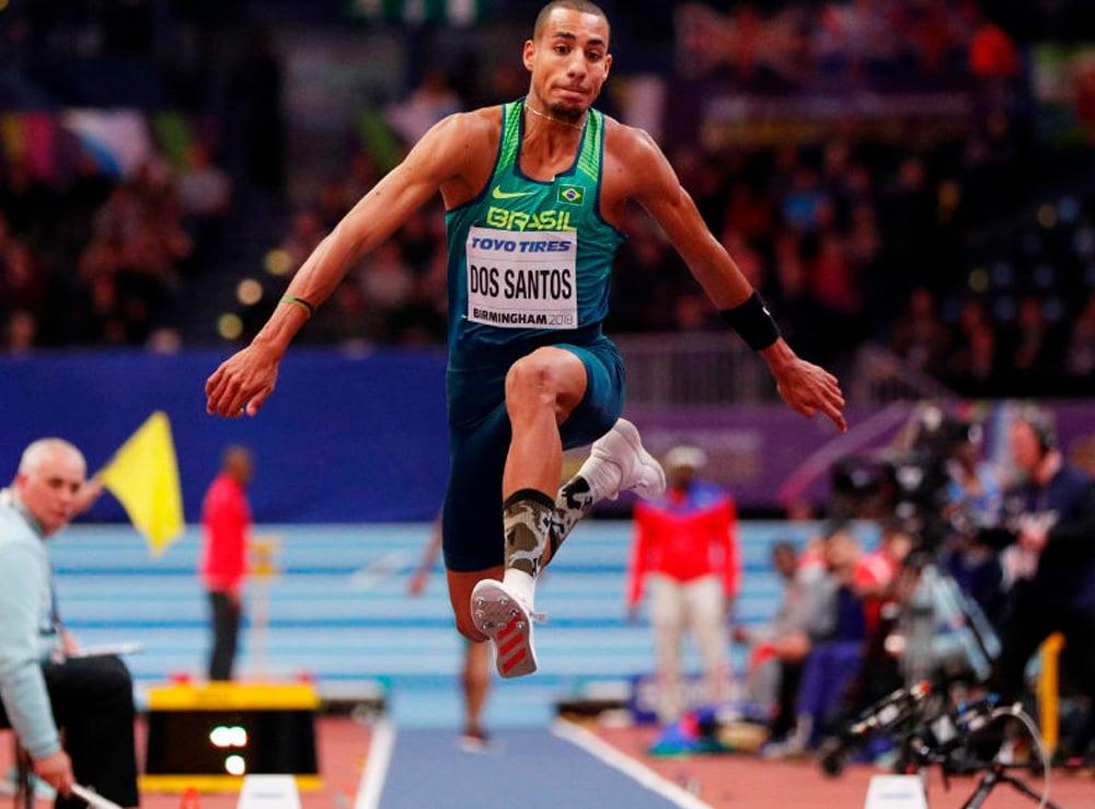 Almir Cunha dos Santos salto triplo masculino Jogos Olímpicos de Tóquio 2020