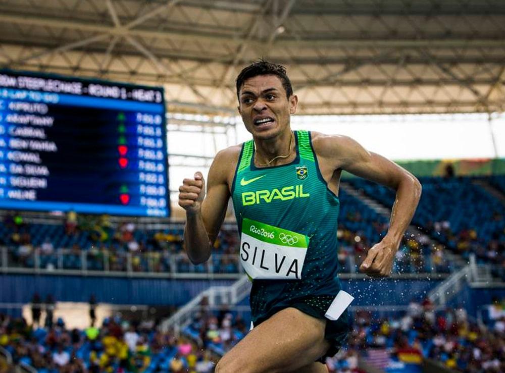 Altobeli Santos da Silva na Rio-2016
