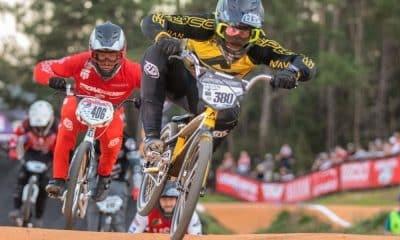 Anderson de Souza Andinho Copa do Mundo de BMX