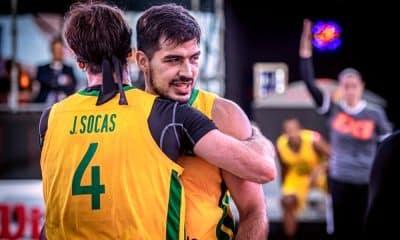 Brasil - Pré-Olímpico de basquete 3x3 - Tóquio 2020