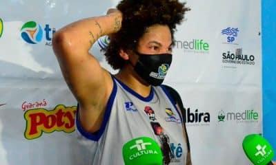 Bianca Araújo Catanduva x Santo André LBF Liga de Basquete Feminino LBF