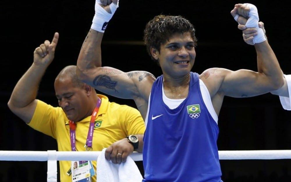 Boxe Adriana Araújo