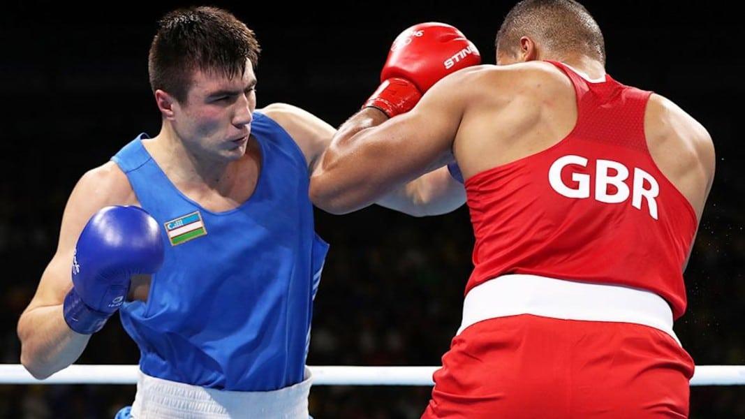 Boxe Bakhodir Jalolov