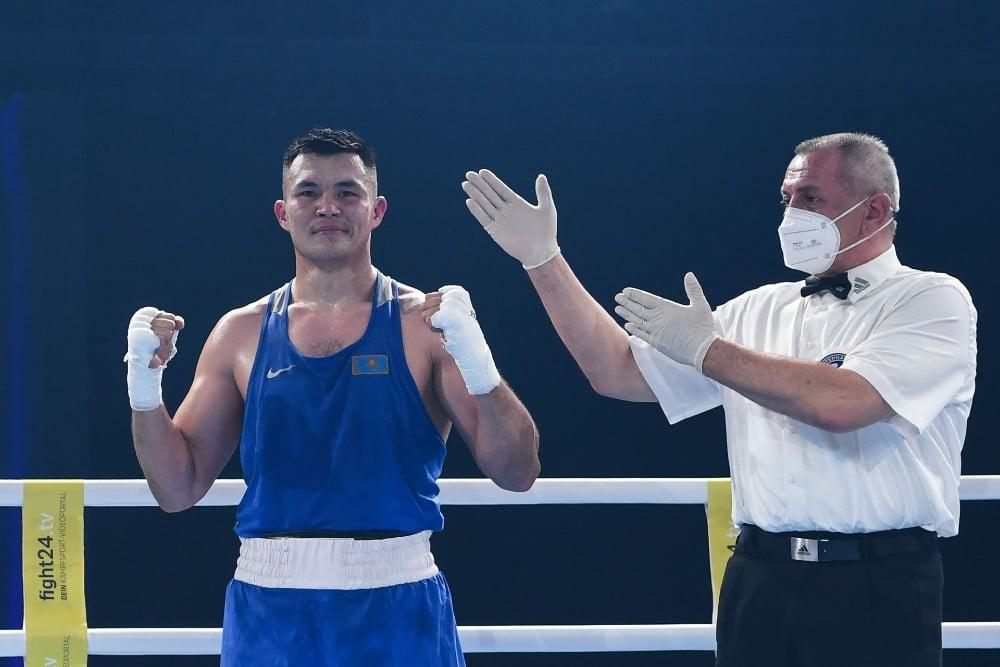 Boxe Kamshybek Kunkabayev