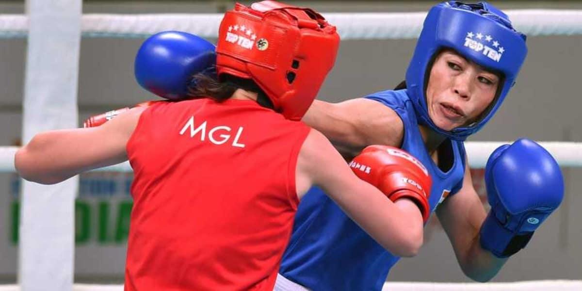 boxe Mary Kom India