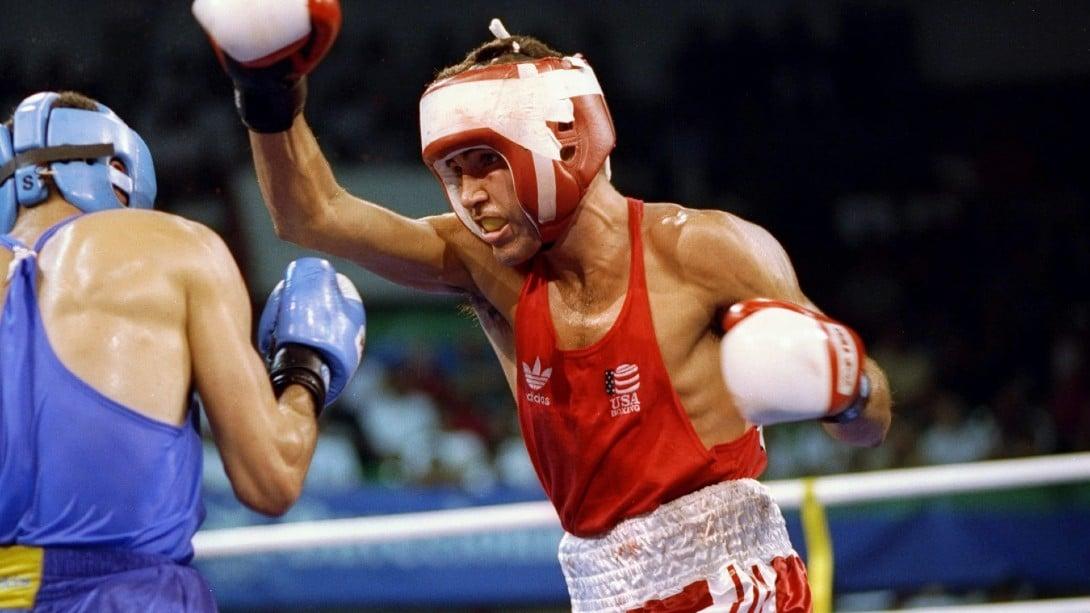 Boxe Oscar de La Hoya