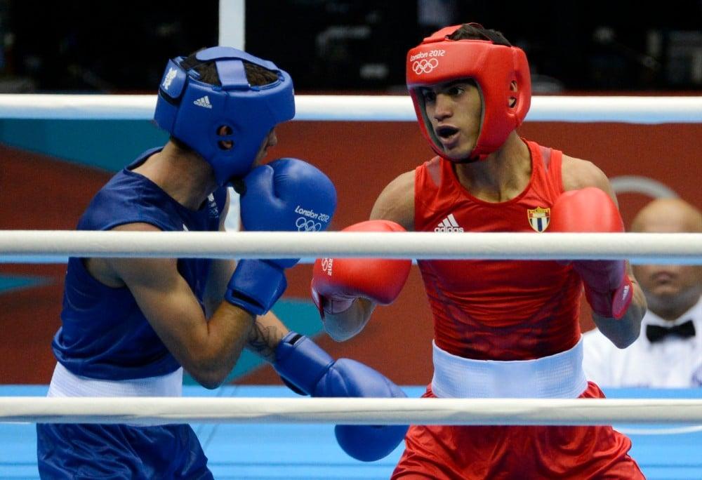 Boxe Robeisy Ramirez