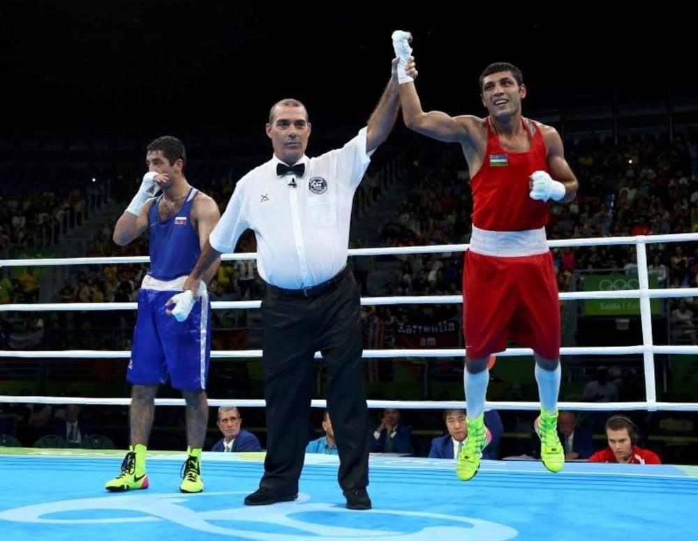 Shakhobidin Zoirov  boxe
