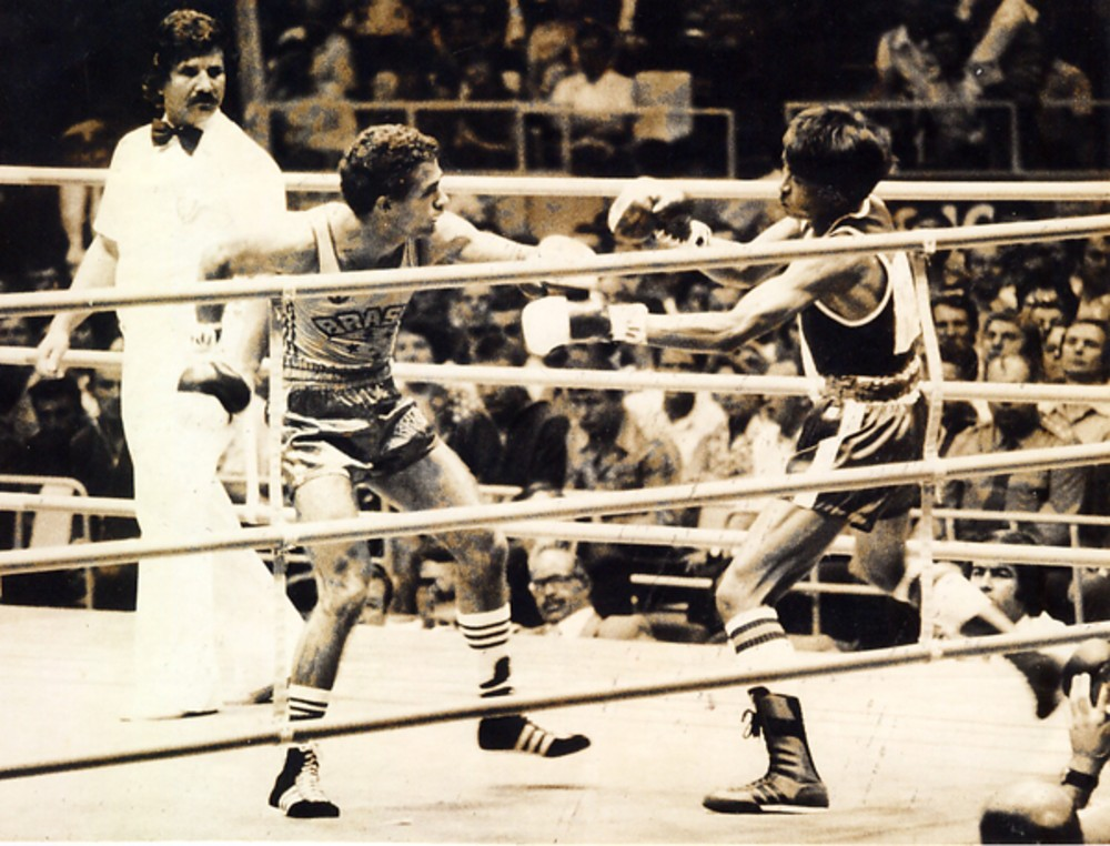 Sidnei Dal Rovere boxe