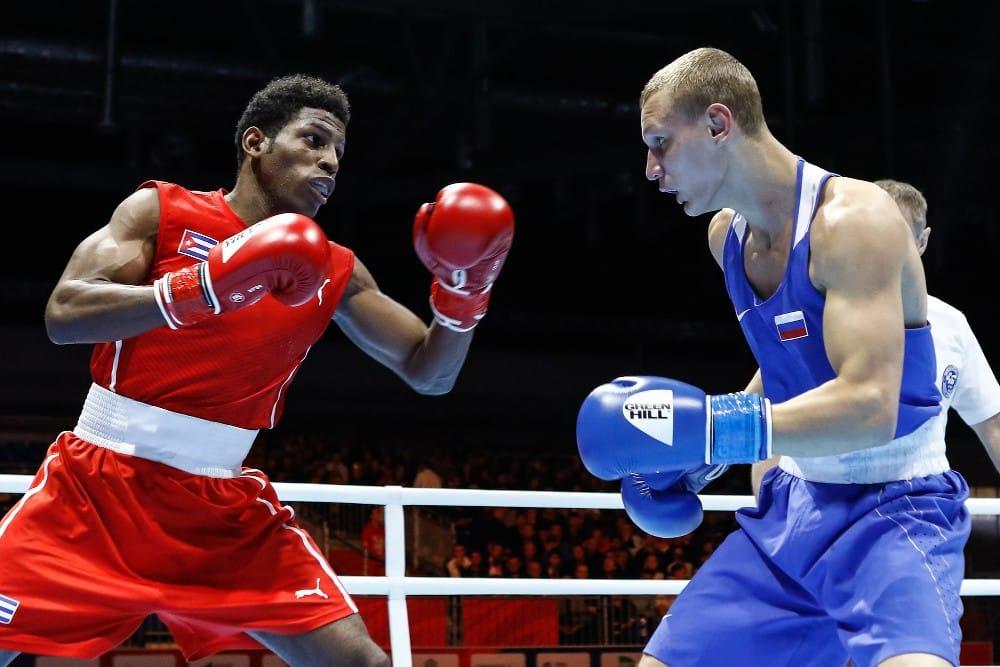 Boxe Yosvany Veitía
