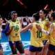 Brasil x Japão Liga das Nações de vôlei feminino