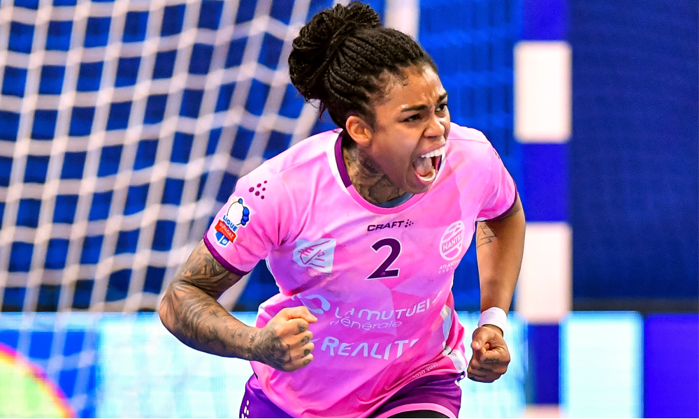 Bruna de Paula - Nantes - Copa da França