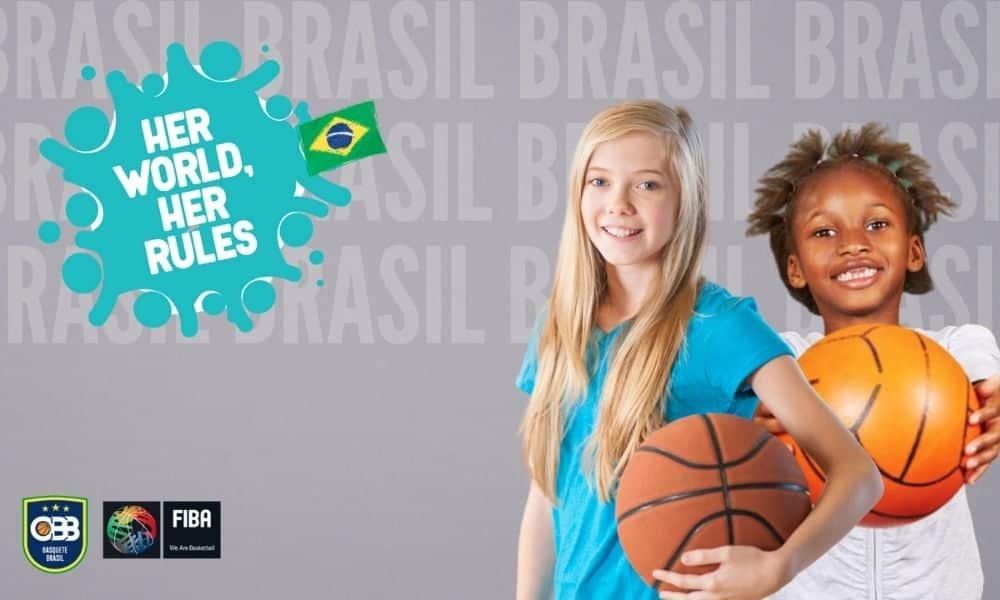 CBB tem projeto de apoio ao basquete feminino aprovado pela Fiba