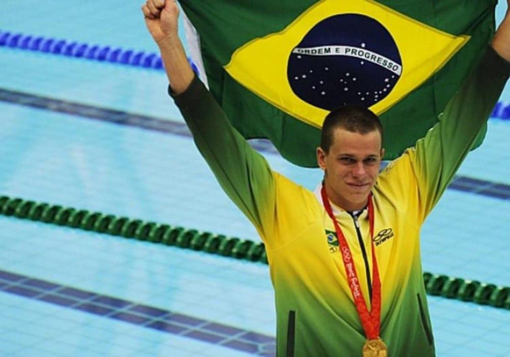 Natação Cesar Cielo Brasil
