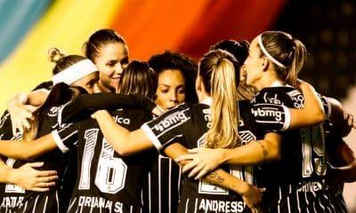 Minas Brasília e Corinthians - Brasileiro Feminino
