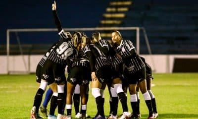 Corinthians e Bahia - Brasileiro Feminino