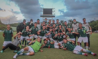 Coritiba x Atlético-MG quartas de final da copa do brasil sub-20