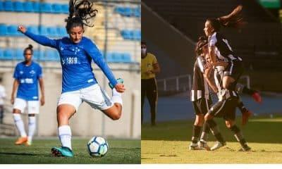 Cruzeiro x Botafogo - Brasileiro Feminino