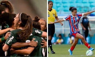 Palmeiras x Bahia - Brasileiro feminino