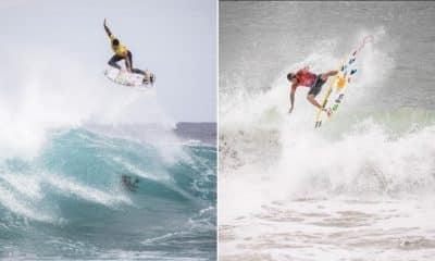 Gabriel Medina e Ítalo Ferreira se enfrentam na semifianl em Rottnest Island