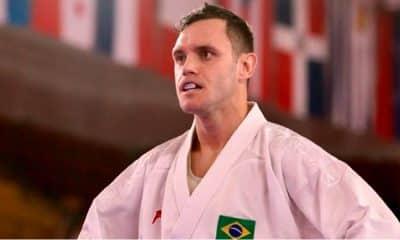 Douglas Brose - Pré-Olímpico de caratê