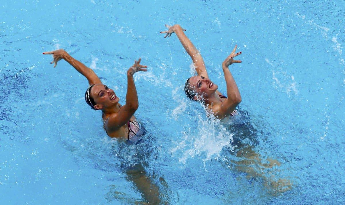 Dueto feminino Russia Rio 2016