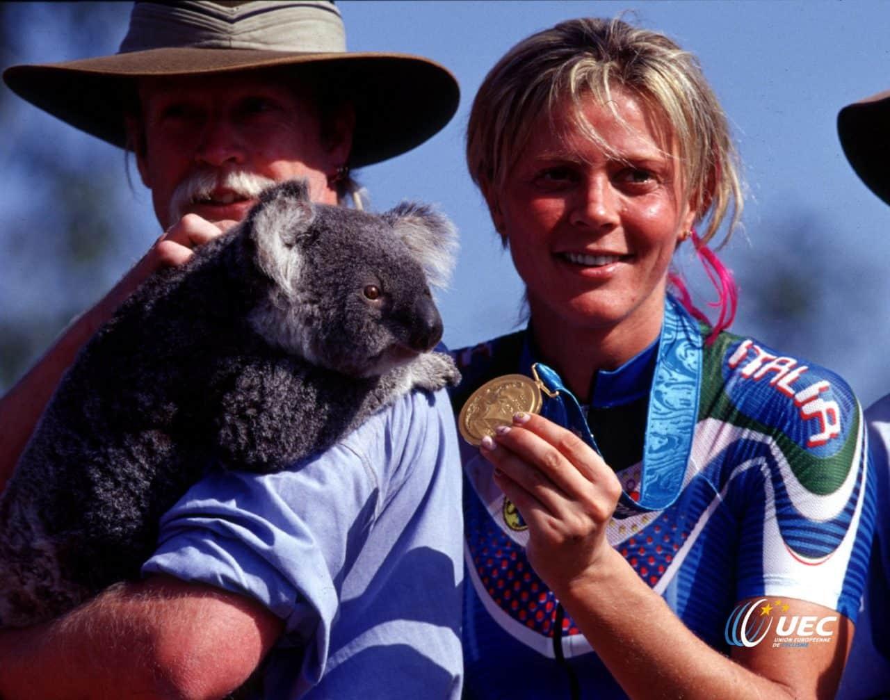 Paola Pezzo mountain bike jogos olímpicos olimpíada sydney