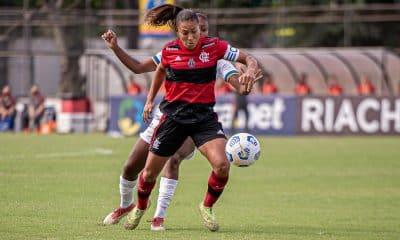Flamengo e São José empatam pelo Brasileiro feminino