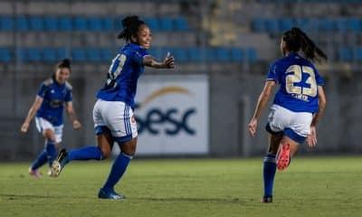 Cruzeiro x Napoli Brasileiro feminino