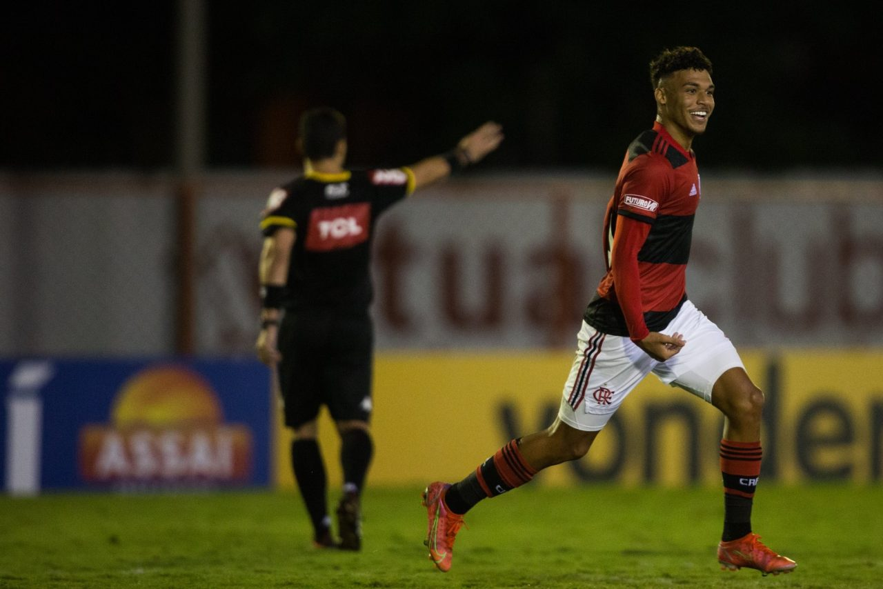 Flamengo x Grêmio Brasileiro sub-17