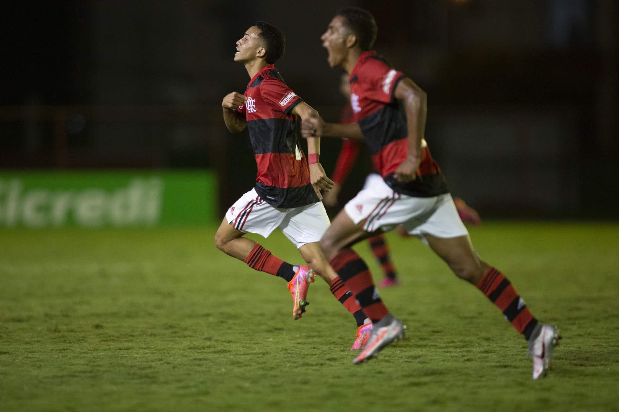 São Paulo x Flamengo - Brasileiro Sub-17 Botafogo ao vivo