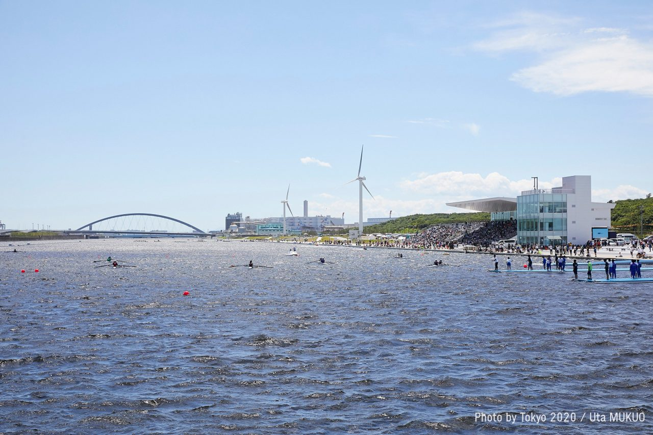 Sea Forest Waterway Jogos Olímpicos Tóquio 2020