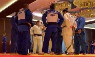 Equipe do Brasil participa do GP de Baku de judô paralímpico