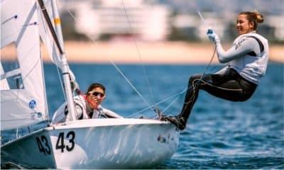 Fernanda Oliveira e Ana Barbachan - Henrique Haddad e Bruno Bethlem - Europeu de 470