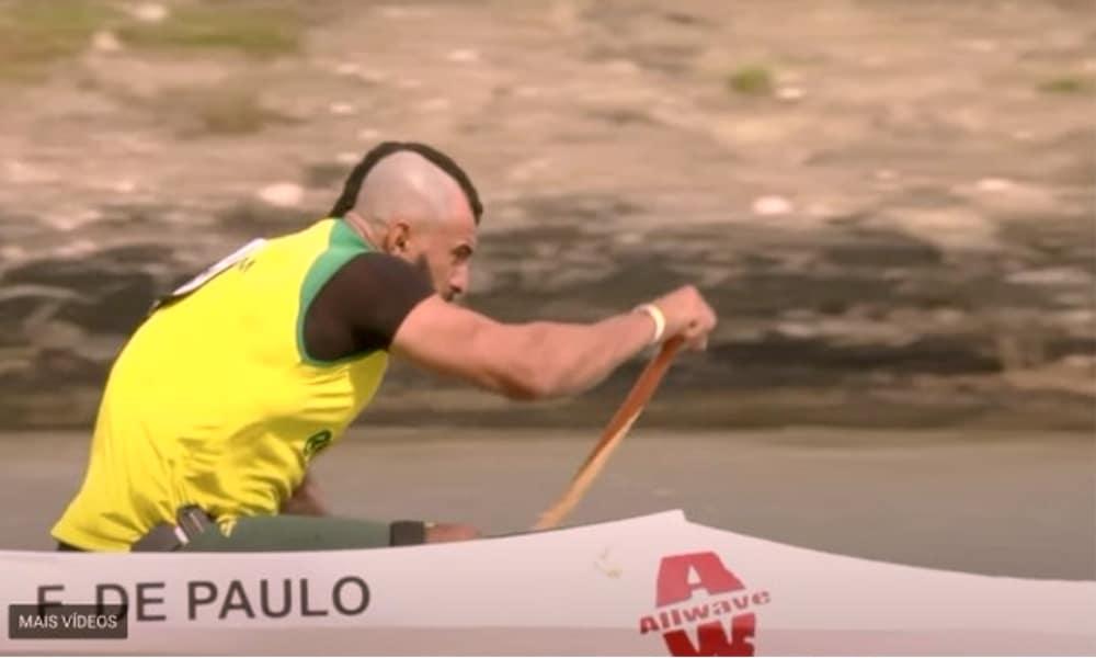 Copa do Mundo de paracanoagem - Fernando Rufino