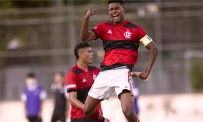 Flamengo e América-MG - Brasileiro Sub-17 ao vivo Botafogo