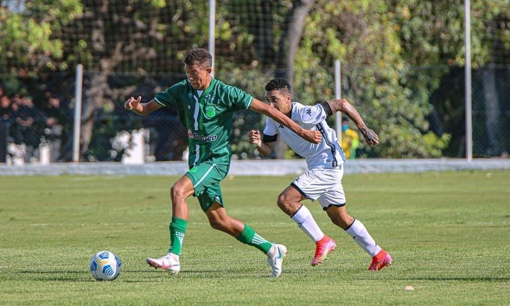 Floresta x Botafogo Copa do Brasil Sub-20