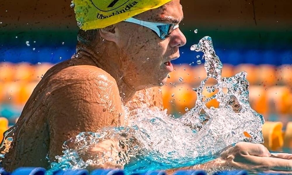 Gabriel Bandeira - João Pedro Brutos - Aberto Europeu de natação paralímpica