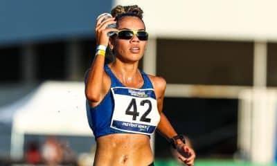 Gabriela Muniz quebra recorde brasileiro sub-20 dos 10.000 m da marcha atlética