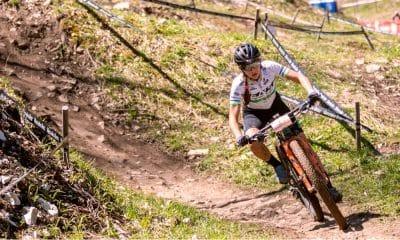 Giuliana Morgen - Copa do Mundo de mountain bike