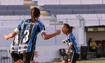 Real Brasília e Grêmio - Brasileiro Feminino